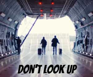 don't look up movie and don't look up riley bina image