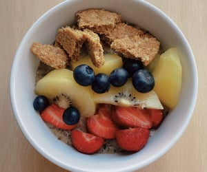 aesthetic, breakfast, and colorful image