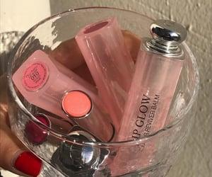 pink, beauty, and makeup image