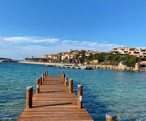 Island, italy, and Sardinia image
