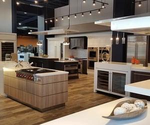 kitchen, cute kitchen, and kitchen design image