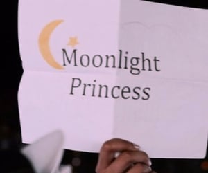 ariana grande, moonlight, and arianagrande image