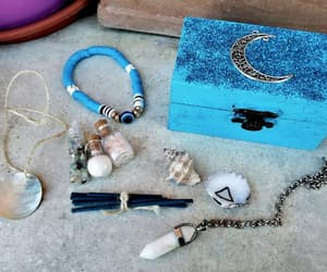 etsy, witch, and water altar image