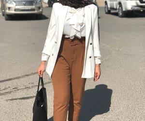 blazer, classy, and work image