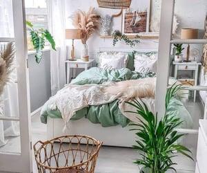 bedroom, belleza, and decoracion image
