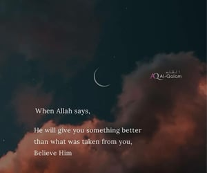 allah, arab, and believe image