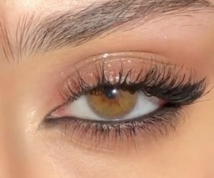 aesthetic, aesthetics, and brown eyes image
