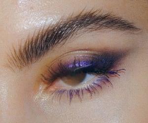 aesthetic, make, and makeup image