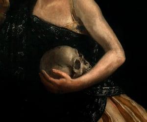 art, dark academia, and classic image
