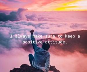positive attitude, positive mindset, and affirmation image