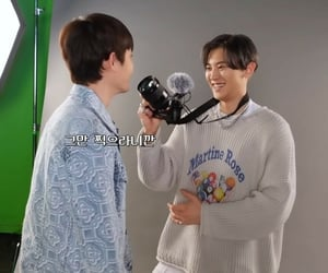 exo, kyungsoo, and chansoo image