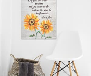 etsy, printable wall art, and watercolor sunflower image