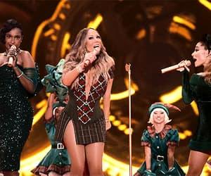 gif, Mariah Carey, and singer image
