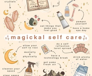 magical, magickal, and routine image