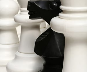 chess, king, and wallpaper image