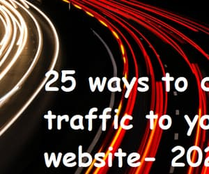 content, seo, and traffic image