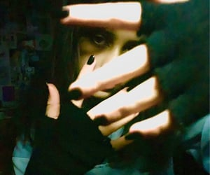 cool, exposure, and fingerlessgloves image