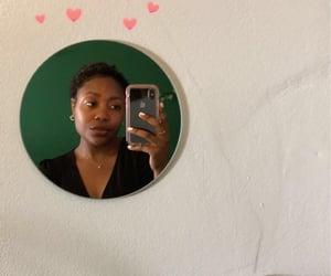 hairstyle, TWA, and fresh cut image