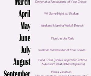 date, season, and ideas image