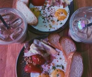 eggs, food love, and food image
