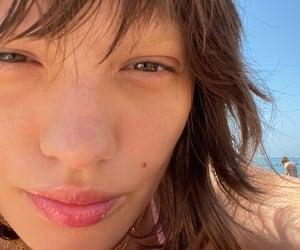 model, natural, and summer image