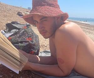 beach, beautiful, and boys image