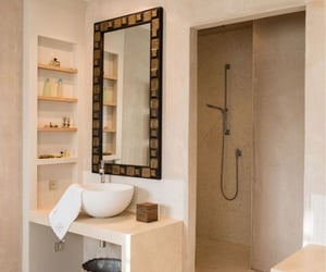 shower and bathroom image