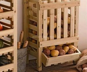 pallet ideas, pallet furniture, and wooden pallet image