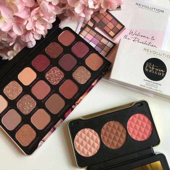 makeup, beauty, and colors image