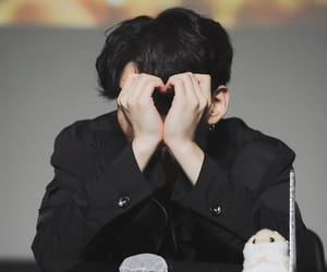 fansign, yoo kihyun, and cute image