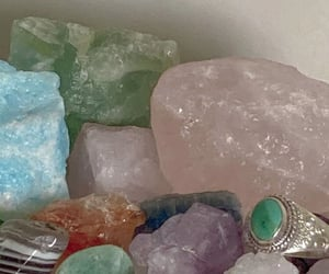 crystals, spiritual, and spirituality image