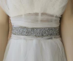 etsy, bridal sash, and bridal belts image
