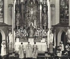 altar, latin, and tlm image