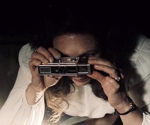 camera, film, and horror image