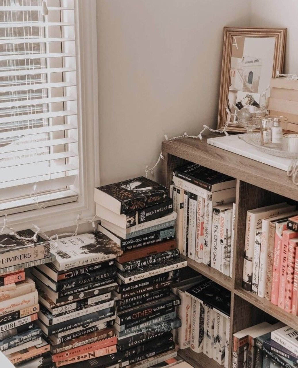 books, aesthetic, and read image