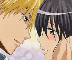 anime, romance anime, and kaichou wa maid-sama image