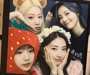 yeojin, kim lip, and haseul image