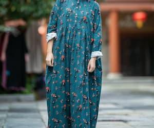 skater dress, plus size boho maxi dress, and women cotton long dresses image