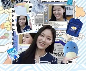 aesthetic, kim hyunjin, and kpop theme image