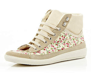 floral and shoes image