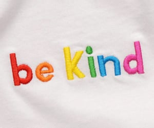 aesthetic, kind, and kindness image