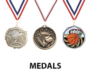 medals, plaques, and engraved gifts image