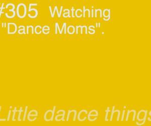 dance, quotes, and dance moms image