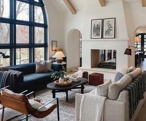 home decor, interior design, and living room image