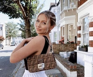 accessories, bag, and building image