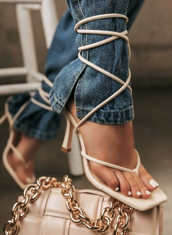 accessories, bag, and heels image