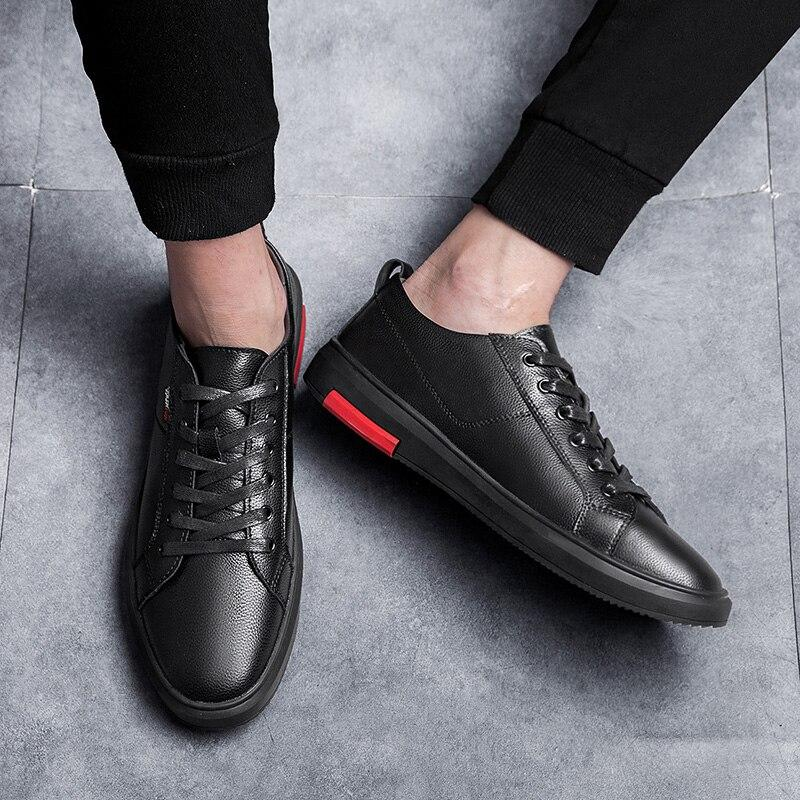 article, black leather shoes, and black dress shoes image