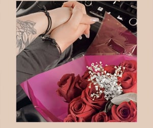 aesthetic, nails, and car rides image