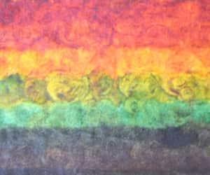 pride, pride flag, and rainbow image