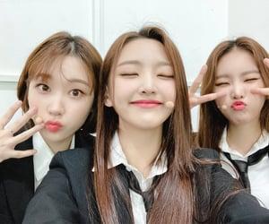 kpop, soeun, and kim jimin image